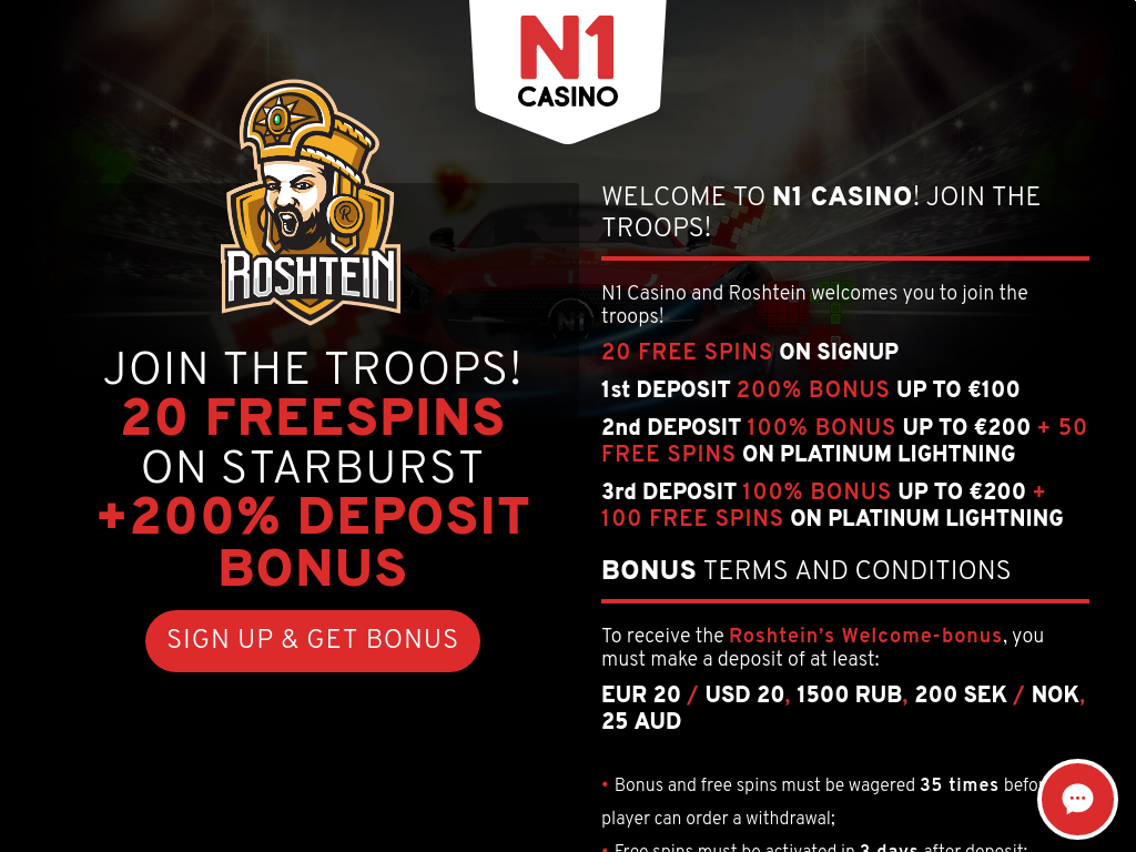 50 free Spins 390329
