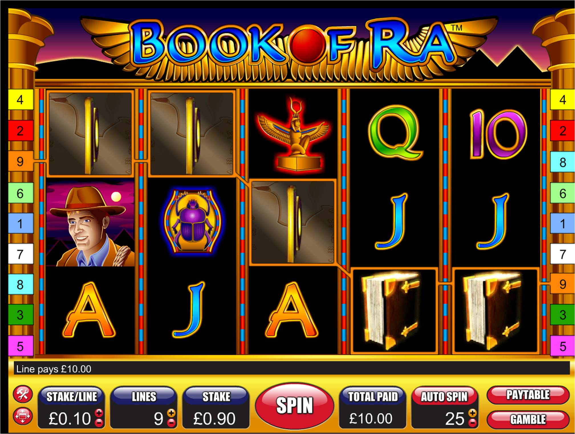 Spielautomaten Tricks Book Of Ra
