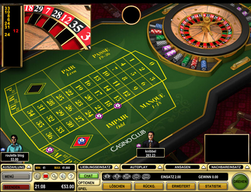 Roulette System Software 613074