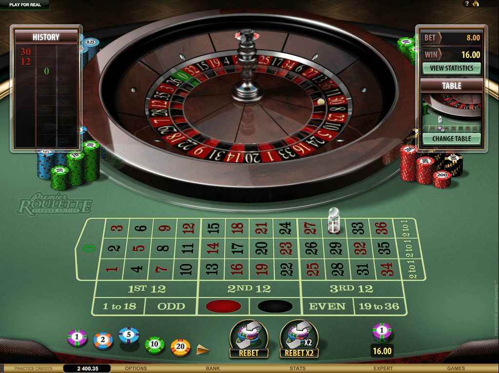Real good roulette